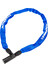 Trelock BC 115 Kettenschloss 60 cm blau